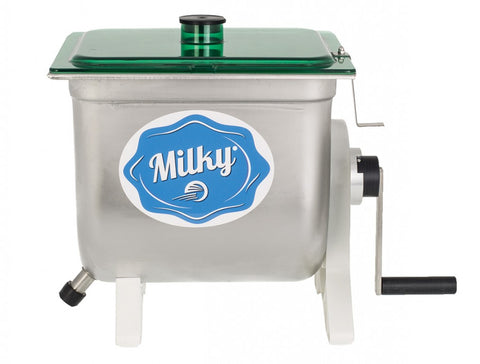 Milky Day Hand Crank Butter Churn Machine FJ 10