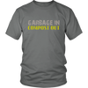 Image of Garbage In Compost Out | Homestead Composting Mens T-Shirt