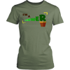 Image of I'm A Grower | Homestead Farming Gardening Womens T-Shirt