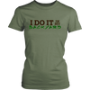 Image of I Do It In My Backyard | Homesteading and Farming Crops Womens T-shirt