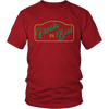 Image of Fresh is Best - Homesteading Organic Farming Produce Mens T-Shirt