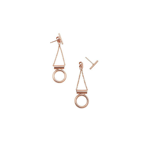 JOLIE AND DEEN VIDA EARINGS - GOLD