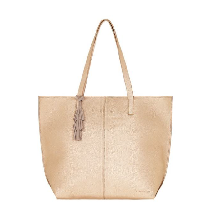 ELMS AND KING BOWERY TOTE LARGE - COPPER
