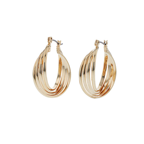 JOLIE & DEEN LOGAN EARRING - GOLD
