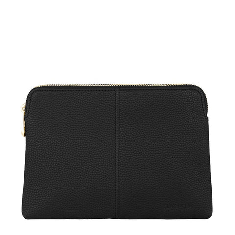 SANCIA MEIKE CLUTCH BAG - BLACK
