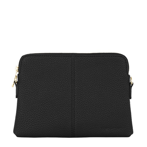 ELMS AND KING BOWERY COIN PURSE W/WRISTLET - BLACK