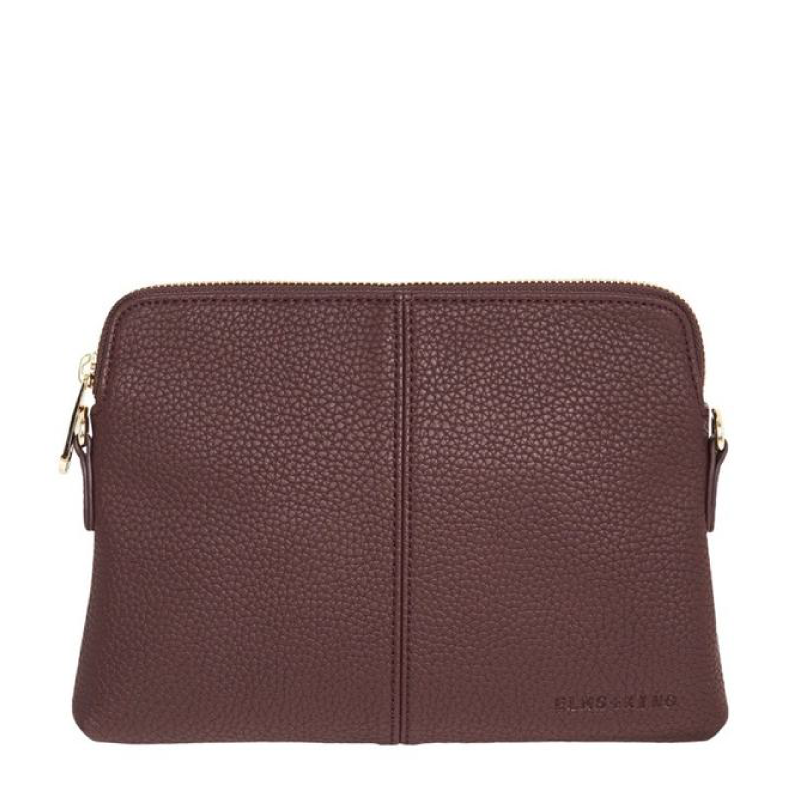 ELMS AND KING BOWERY WALLET - PINOT