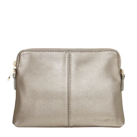 MORGAN & TAYLOR ELOISE CLUTCH BAG - PEACH