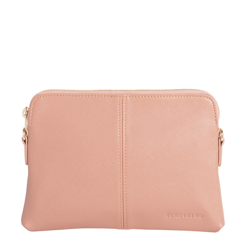 ELMS AND KING BOWERY WALLET - COCOA ROSE
