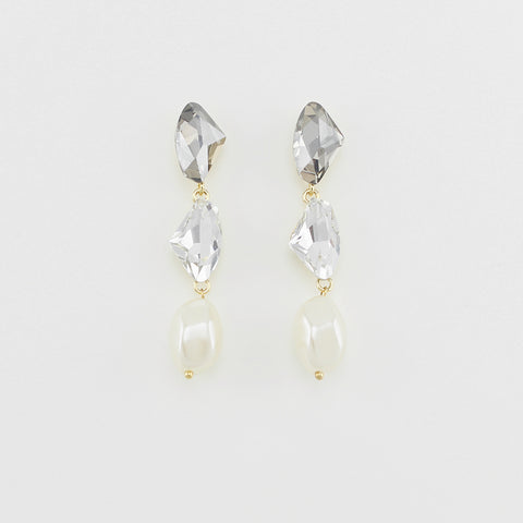 JOLIE AND DEEN MARGOT PEARL CLIP