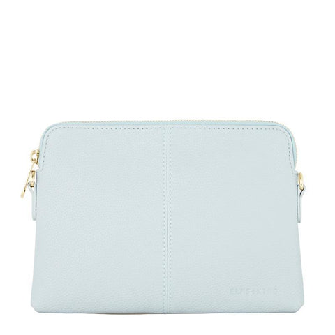 MORGAN & TAYLOR RHIANNON CLUTCH BAG - PINK/FROST
