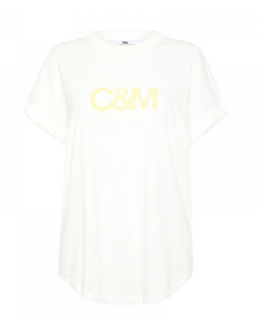 CAMILLA AND MARC ADA CREW - WHITE