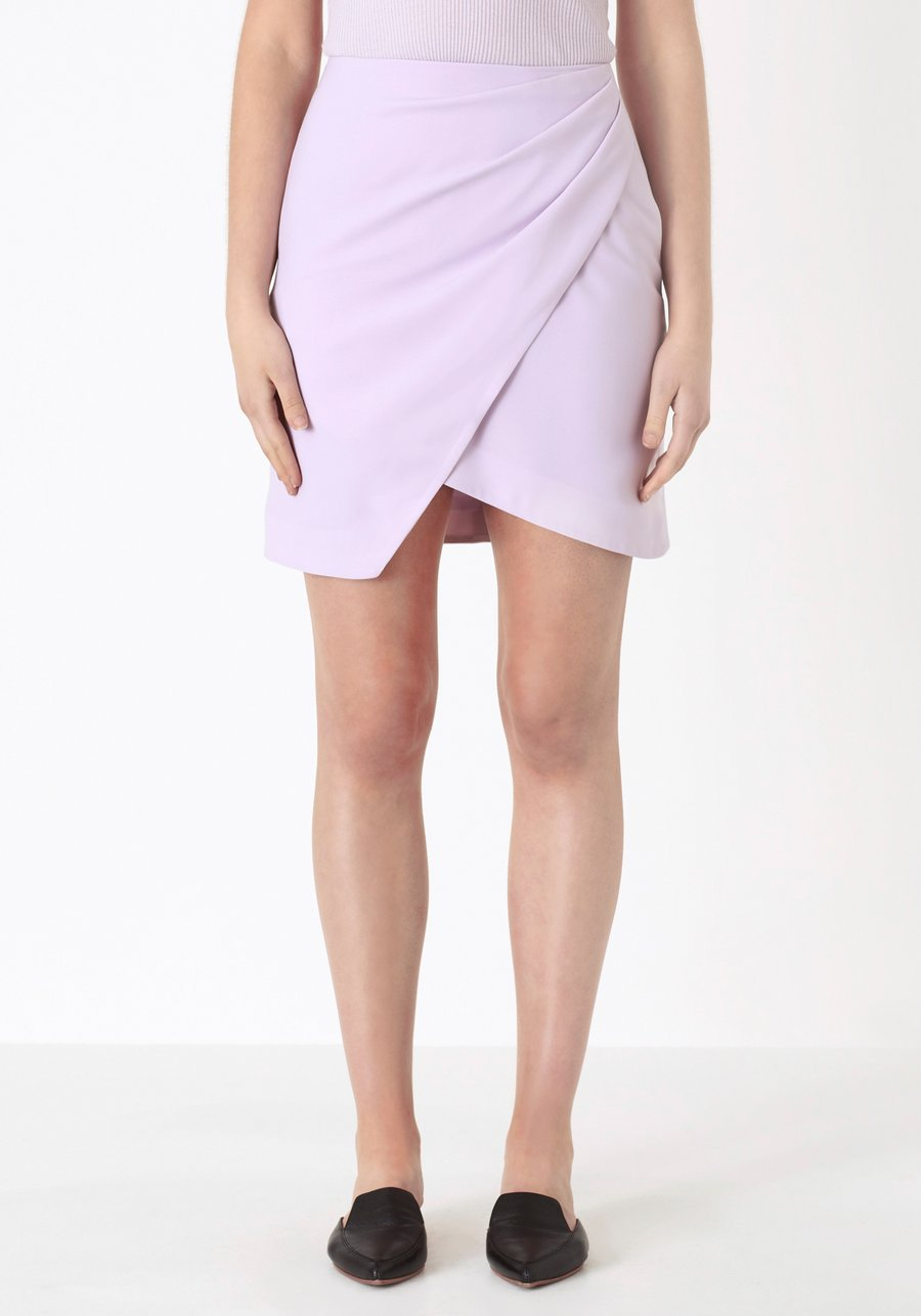 VIK & WOODS WELLINGTON SKIRT - LILAC