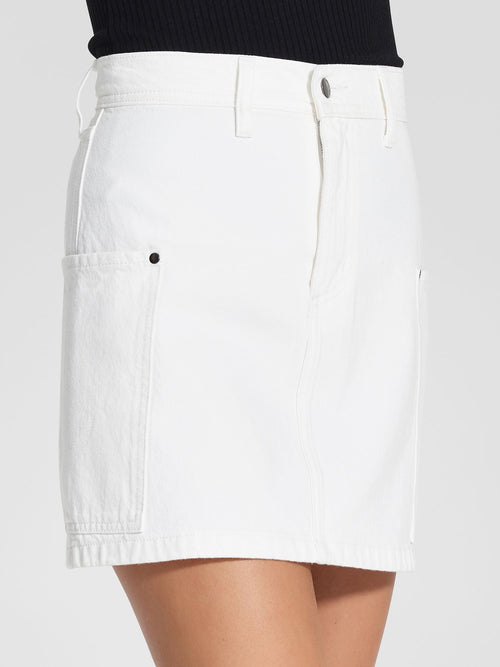 NOBODY DENIM CAPRI SKIRT - LUCE