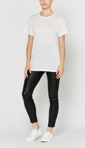 ELKA COLLECTIVE LUCILLE SHIRT - WHITE