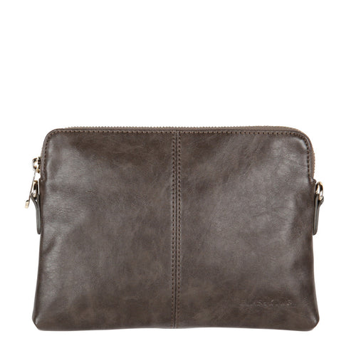 ELMS AND KING BOWERY WALLET - CHARCOAL