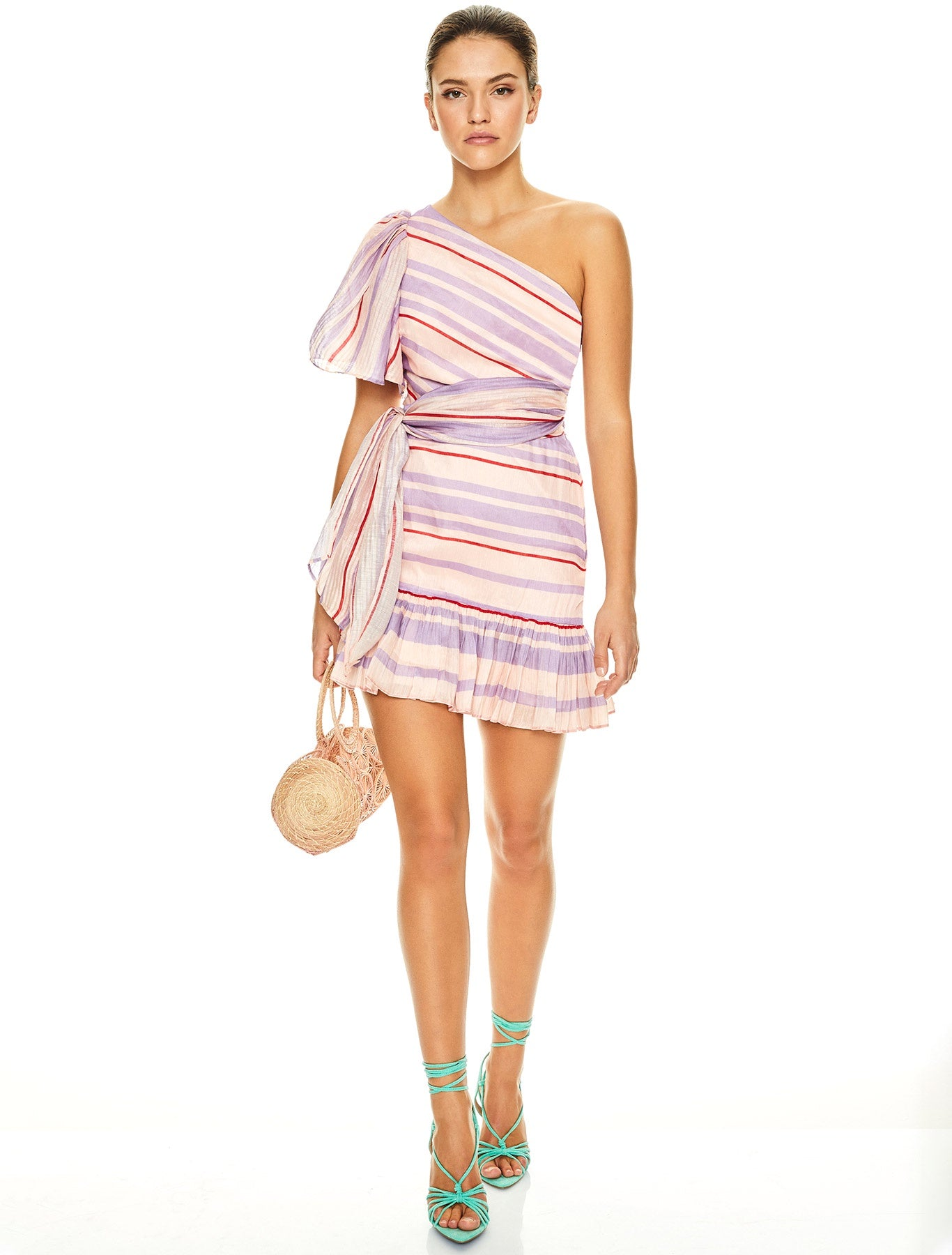 TALULAH WE FOUND LOVE MINI DRESS