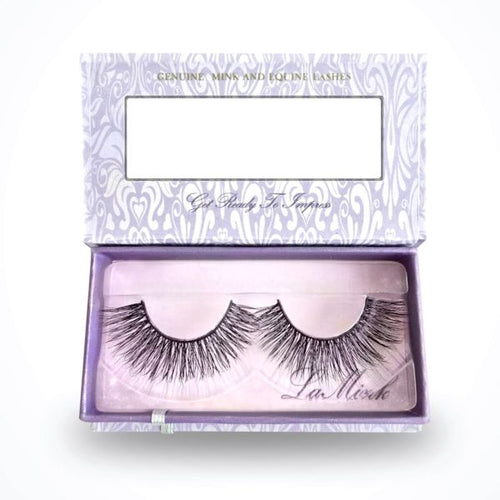 LA MINK LASHES - FIRST CLASS
