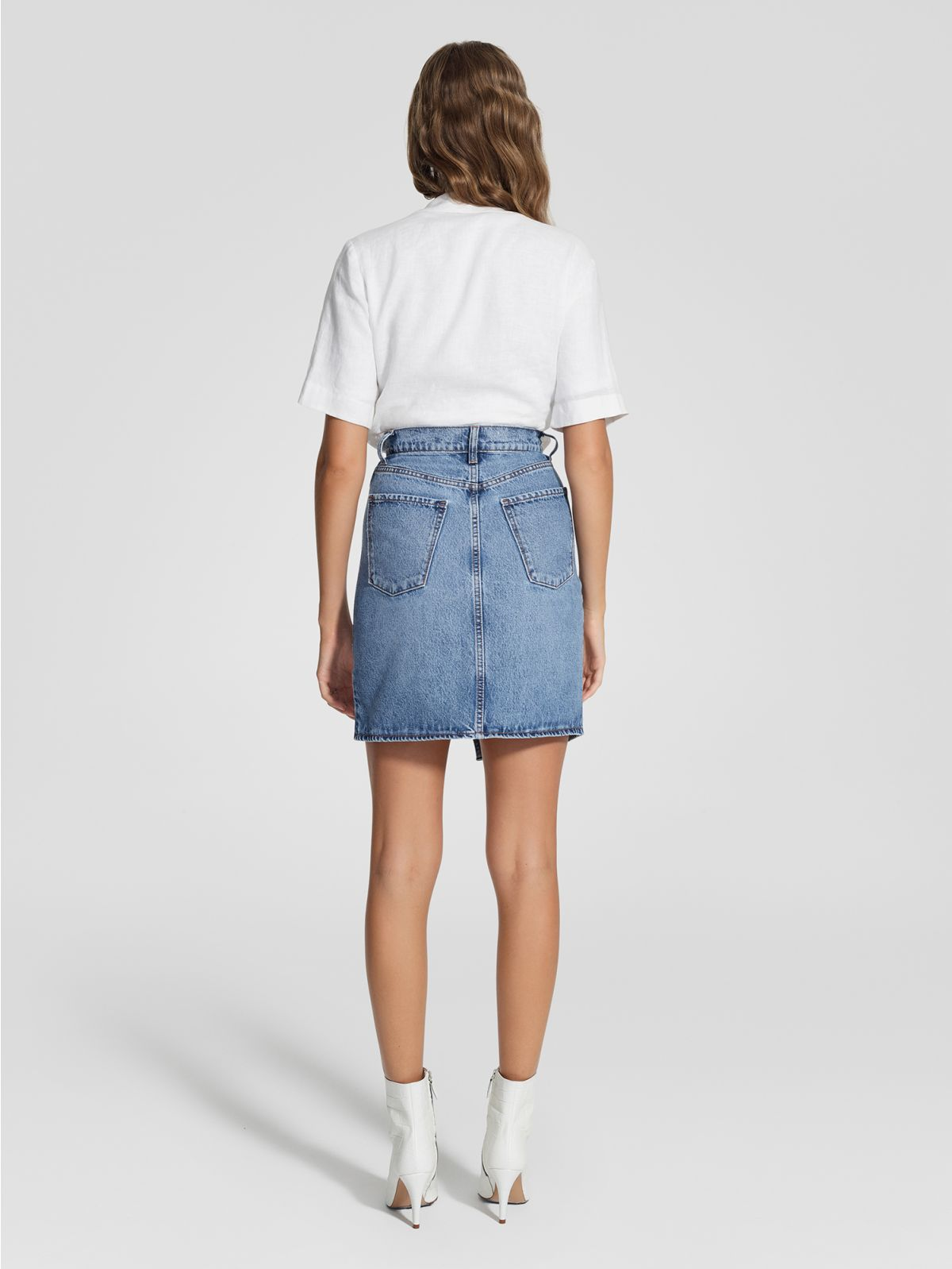 NOBODY DENIM PISA SKIRT - PISA