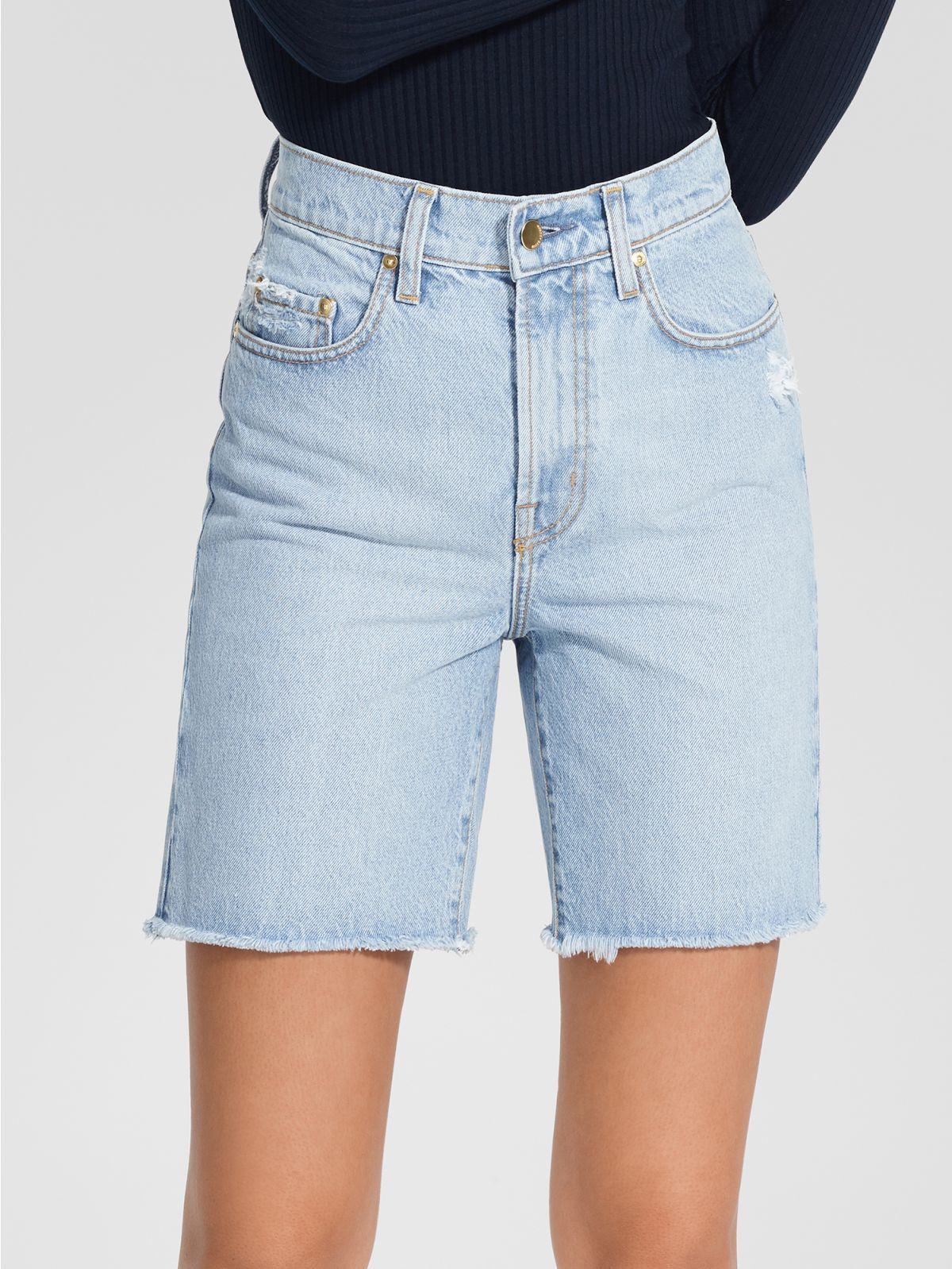 NOBODY DENIM TYLER SHORT - FLAIR