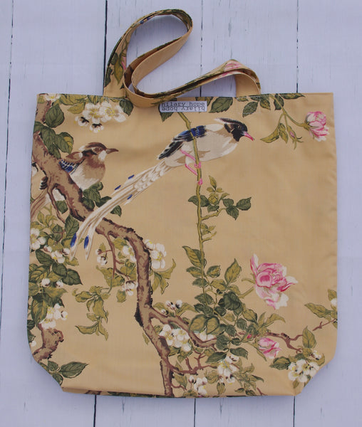 blue-birds-on-brown-paper-bag-reversible-tote-bag-front