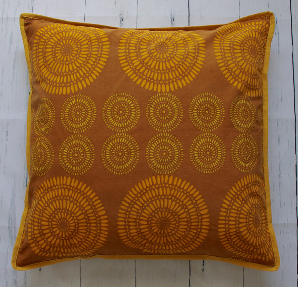 eco-friendly-sustainable-repurposed-handmade-floor-pillow-retro-sunburst-front