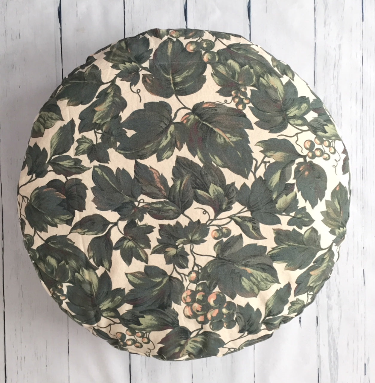 grape-vines-round-floor-pouf-front-hilary-hope