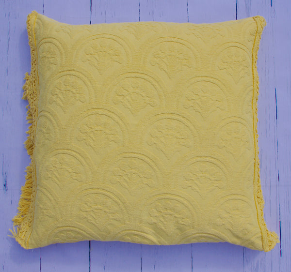 sunshine-and-rainbows-square-floor-pillow-with-fringe-front