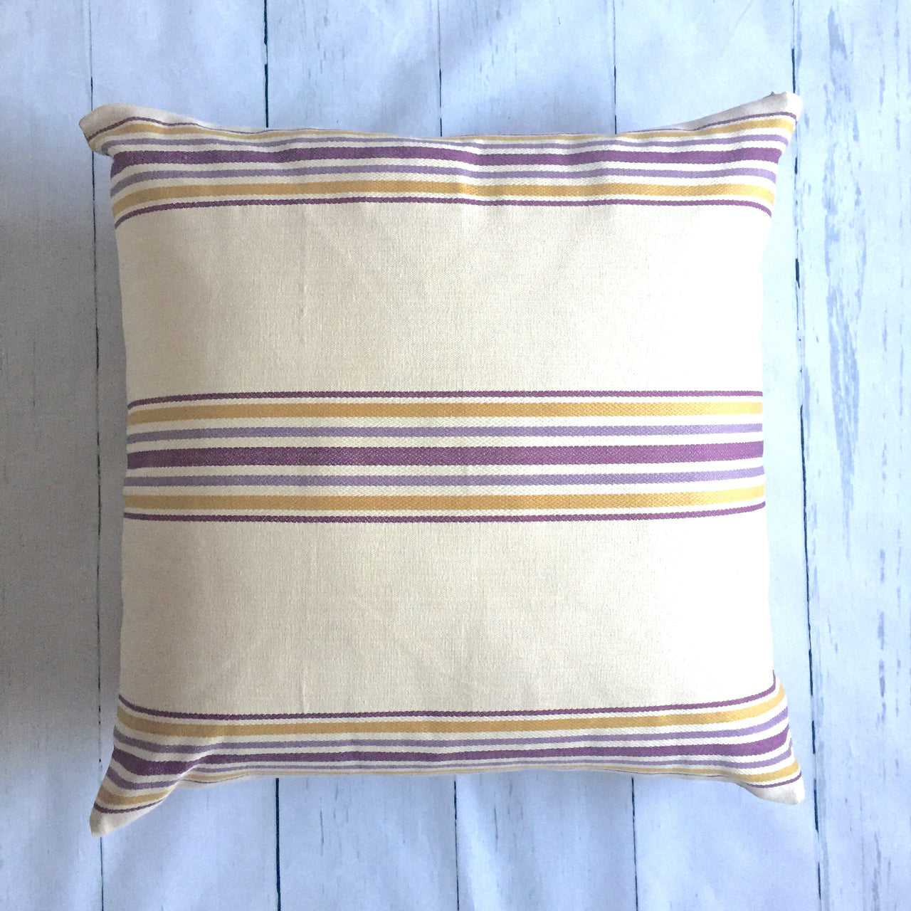 woven-stripe-picnic-plaid-hilary-hope-floor-pillow-eco-friendly-home-decor-sustainable-handmade-front