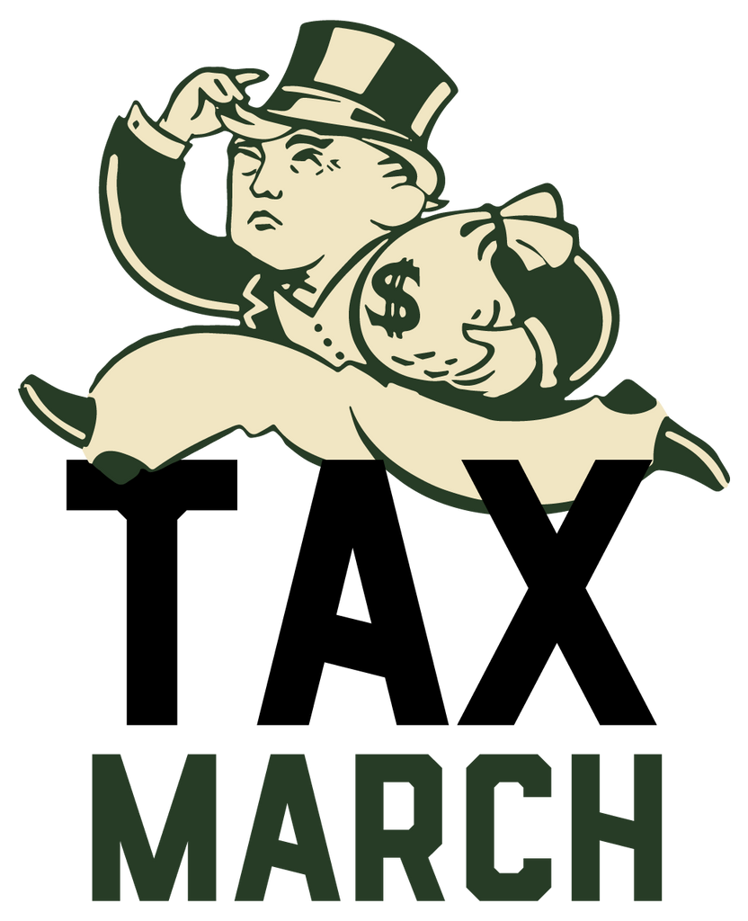 Tax March April 15th 2017