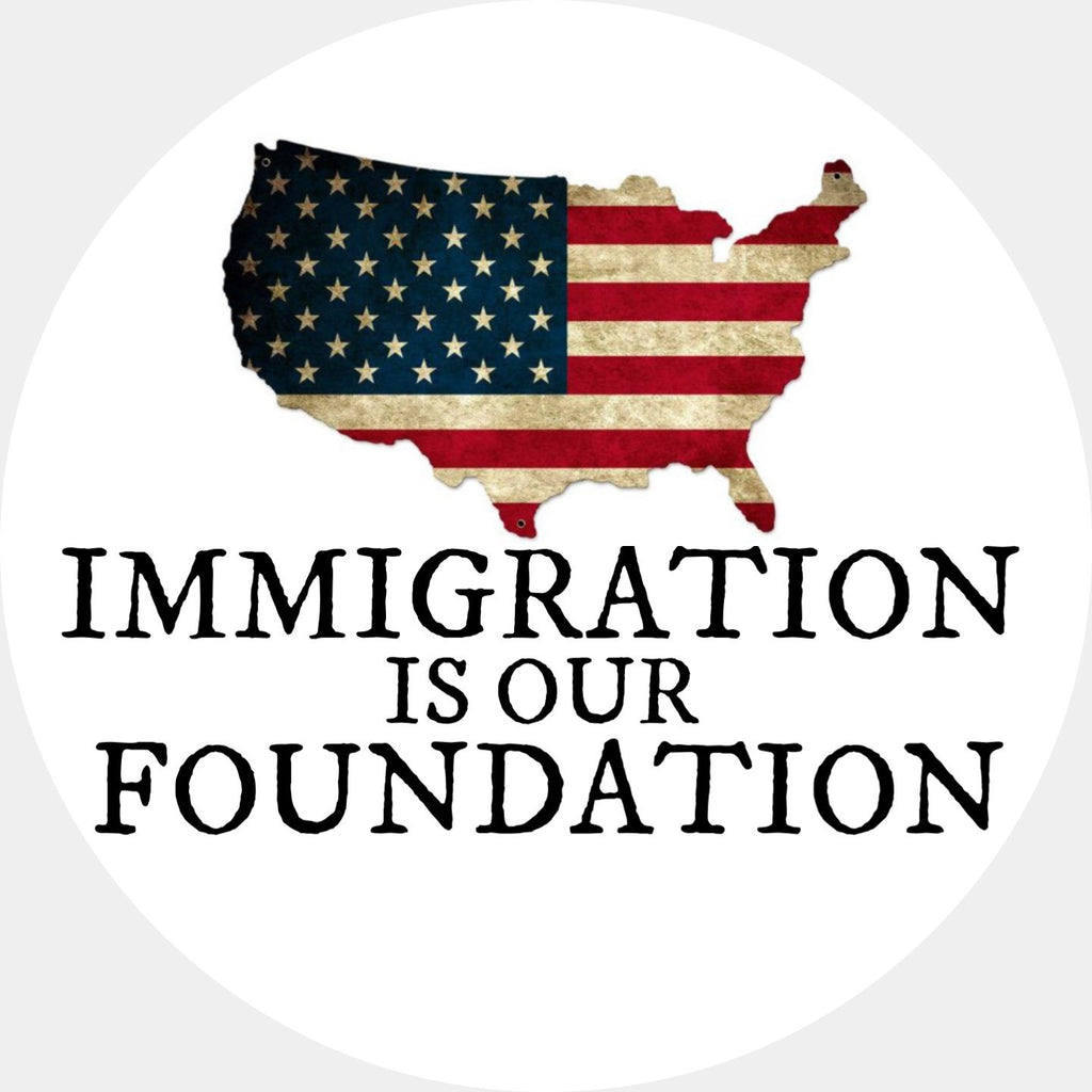 Immigration is Out Foundation