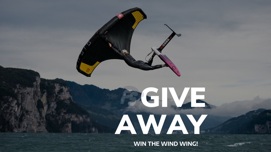 WIN THE WING : ENSIS WIND WING GIVEAWAY