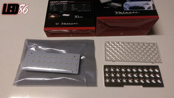 Valenti LED Interior Lamp Kit