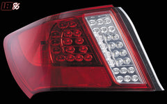 Valenti Subaru Impreza Sedan LED Tail Light (Smoked)