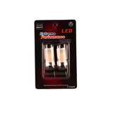 7440 PL66 Amber LED Bulbs (Pair)