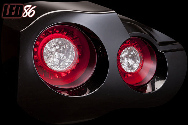 Valenti Nissan R35 GT-R LED Tail Light (Red Lens)