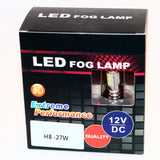 H8 LG340 LED Fog/DRL Bulbs (Pair)