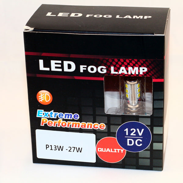 P13W LG340 LED Fog/DRL Bulbs (Pair)