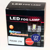 PSX24W LG340 LED Fog/DRL Bulbs (Pair)