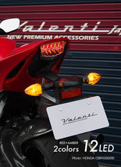 CBR1000RR 2008~: Smoked Tail Lamp