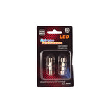 28mm Festoon Red (pair)