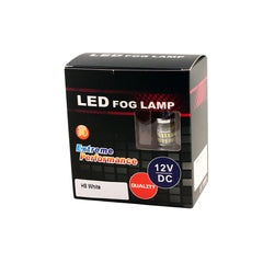 H8 PL48 LED Fog/DRL Bulbs (Pair)