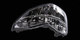 Monster 1200 2014~ Chrome Tail Lamp