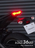 MT09 2014~ Smoked Tail Lamp