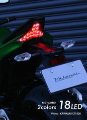 Ninja ZX-10R 2016~ Chrome Tail Lamp