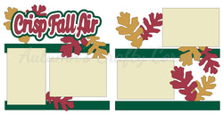 Crisp Fall Air - Die Cut Kit