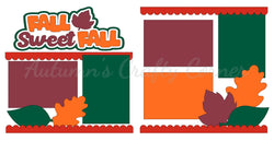 Fall Sweet Fall - Die Cut Kit