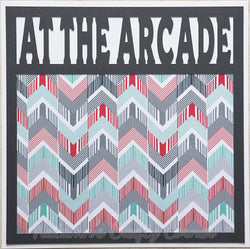 At the Arcade - Premade Scrapbook Page 12x12 Layout