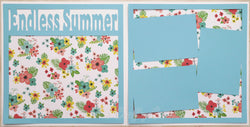 Endless Summer - Scrapbook Page Kit