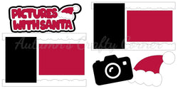 Pictures with Santa - Die Cut Kit